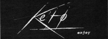 ドメスティックブランド【KETO(ケト)】のレザーバッグ、革財布、革小物、シルバーアクセサリー!